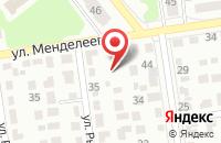 Схема проезда до компании Oemavto в Астрахани