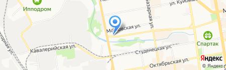 Элит-сервис на карте Тамбова