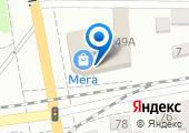Магазин автозапчастей для импортных грузовиков на карте