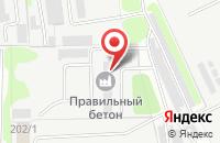 Схема проезда до компании Тамбовская теплосетевая компания в Тамбове