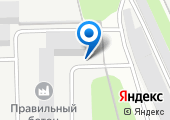 Квадро, ПАО на карте