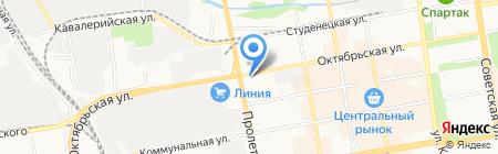 Экспресс-Кофе Тамбов на карте Тамбова