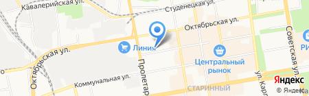 ВИЛена на карте Тамбова