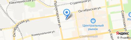 Вам к Нам на карте Тамбова