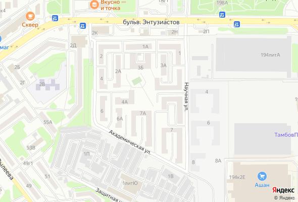 купить квартиру в ЖК Вернадский