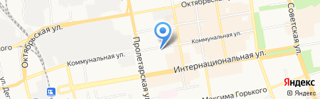 Intourist на карте Тамбова