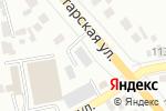 Схема проезда до компании Техдизель в Тамбове