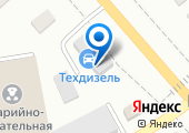 Аварийно-спасательная служба г. Тамбова на карте