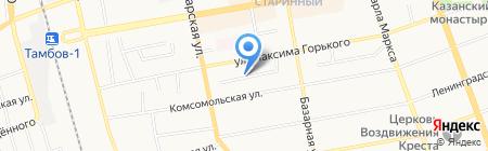 Сервисмастер на карте Тамбова