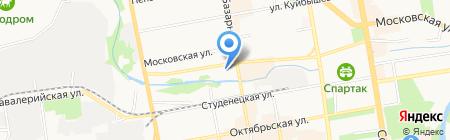 КБ Ренессанс Кредит на карте Тамбова