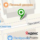 Местоположение компании Крем