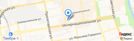 Maximus на карте Тамбова