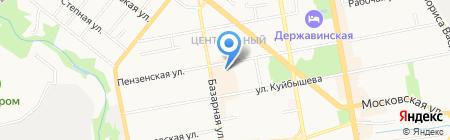 takesport на карте Тамбова