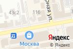 Схема проезда до компании Магазин-склад в Тамбове