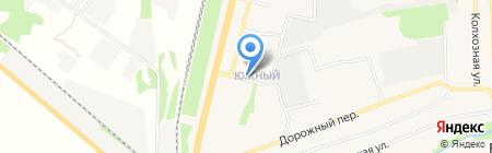 Магазин строительных и отделочных материалов на карте Строителя