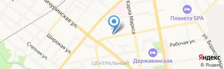 Тамбов Недвижимость на карте Тамбова