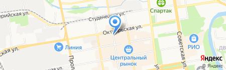 Деревенские колбасы на карте Тамбова