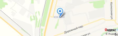 Стройхозтовары на карте Строителя