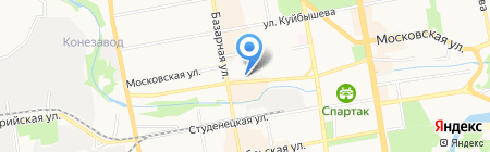 Прованс на карте Тамбова