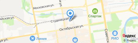 Стройцентр-К на карте Тамбова