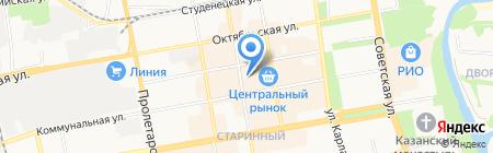Мир сухофруктов и орехов на карте Тамбова