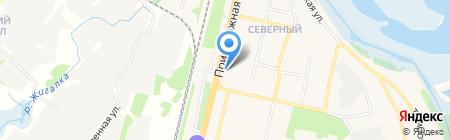 Идиллия на карте Строителя