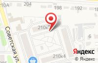 Схема проезда до компании Строительная компания Жупиков в Красненькой