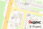 Схема проезда до компании Продуктовый магазин в Строителе