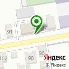 Местоположение компании ТамбовТеплоГаз