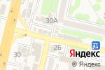 Схема проезда до компании Огонек в Строителе