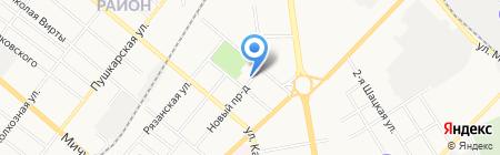 НБ ТРАСТ на карте Тамбова