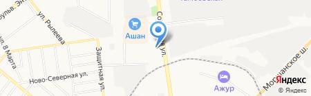 Эксперт Про на карте Тамбова