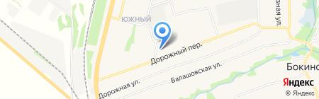 Моршанский Купец на карте Бокино