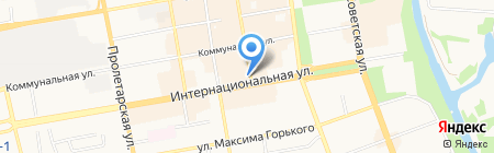 Molotov на карте Тамбова