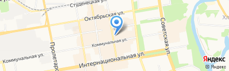 TURLIDER на карте Тамбова