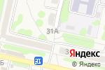 Схема проезда до компании От Елены в Строителе