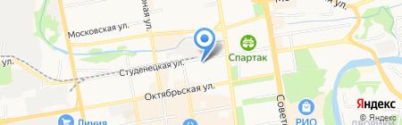 САМИ на карте Тамбова