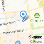 Проектно-технологический центр на карте Тамбова