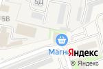 Схема проезда до компании Известняк в Бокино