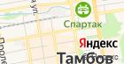 Альфа-М на карте