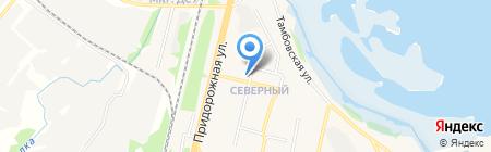 Лекарь на карте Бокино