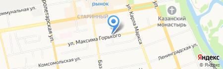 ТехноFIX на карте Тамбова
