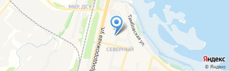 Строитель на карте Бокино