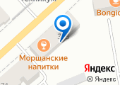 Бизнес-Адвокат на карте