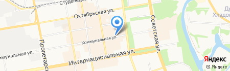 Ace club на карте Тамбова