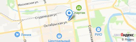 Duty free на карте Тамбова