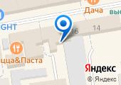 Территориальный фонд обязательного медицинского страхования Тамбовской области на карте