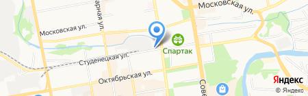 Завод светопрозрачных конструкций на карте Тамбова