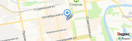 Влад на карте Тамбова