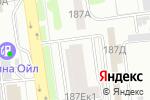 Схема проезда до компании М-Сервис в Красненькой